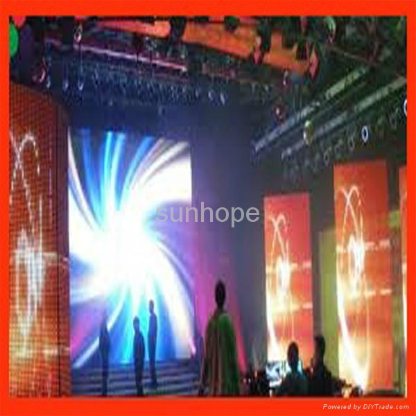 SMD 3 IN 1 P5 rental indoor Led Display 1
