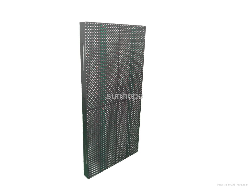 Mesh led display for stage background 2