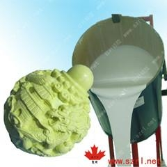Mold making sillicone rubber