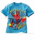 jump bean short sleeve  t-shirt  for