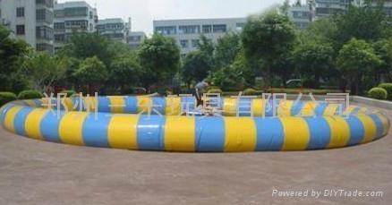 大型充气水池 3