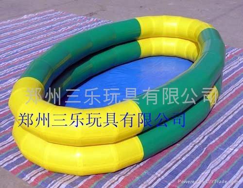 大型充气水池 5