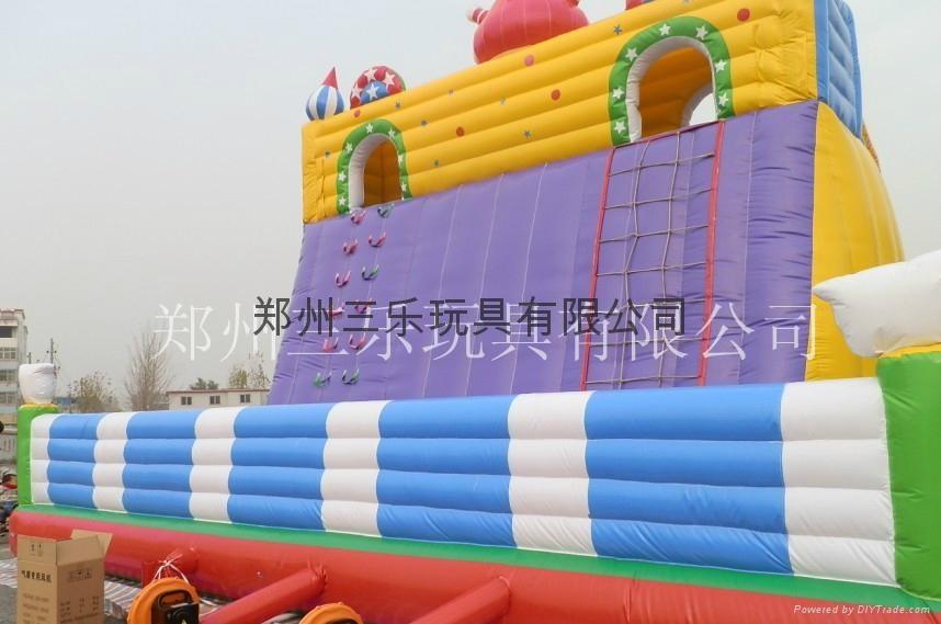 大型儿童滑梯 5