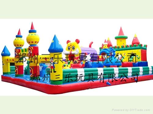 大型充气城堡 2
