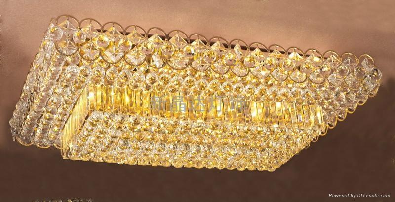 crystal ceiling lighting 1