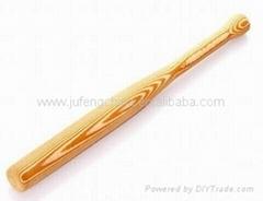 18'' wood grain EVA foam baseball bats