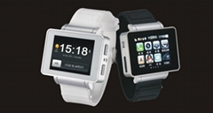 watch mobile  with mini camera and mp3 player