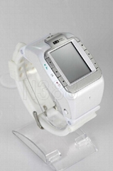 "N388 Watch Phone Mobile 1.3""Touch Screen,1.3 MP Camera,Support MP3/MP4,Bluetoo"