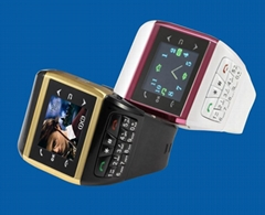Q6 wrist watch phone wit