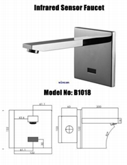 bathroom sink faucet,
