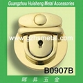 Metal Lock for Bag, Handbag and Luggage 1