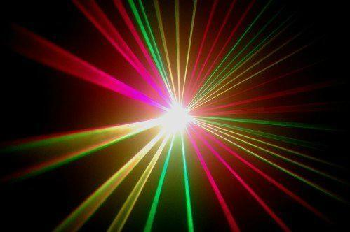 270mw Rgb Color Laser Dj Disco Light Ctl Bm Casa