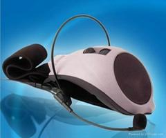 8w Portable teaching Waistband Voice Amplifier tour guiding PA system