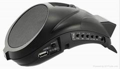 10w Portable USB/Mini SD Waistband Voice Amplifier