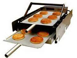 电动双层汉堡机 1