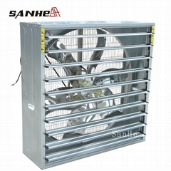 Centrifugal type exhaust fan