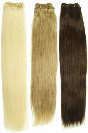 machine-made hair extensions 1