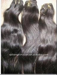 beautiful  human hair bulk  1