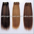 fashion style human hair extensions