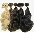 top quality human hair weft