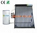 2012 Haining The Newest Split Pressurized Solar Water Heater