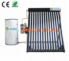 2012 Haining The Newest Split Pressurized Solar Water Heater