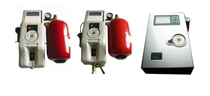 2012 Haining The Newest Split Pressurized Solar Water Heater  3