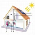 2012 Haining The Newest Split Pressurized Solar Water Heater  4