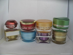 30g Acrylic Cream Cosmetic Jar