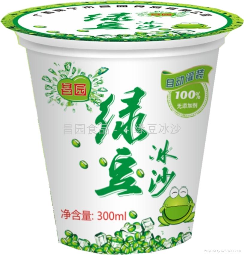 绿豆冰沙(清型)