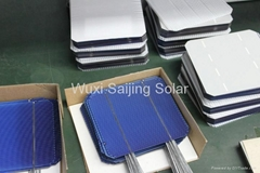 Poly-crystalline PV Module solar cell
