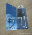 MHL adapter MHL cable for Samsung Galaxy S III i9300 3