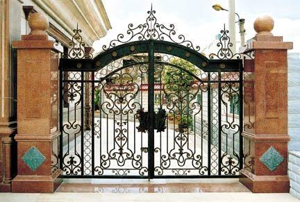 Beautiful Iron Gate 1