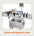 with self adhesive labels automatic