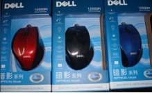 戴尔USB鼠标