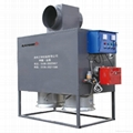Auto Gas-burning heating machine for
