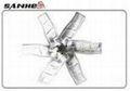 Industrial cone exhaust fan; CE/ISO9001 certification 2