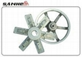 Industrial cone exhaust fan; CE/ISO9001 certification 3