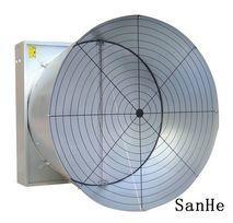 Front Shutter Door (Butterfly )Cone Fan for industry/workshop 2