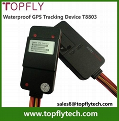 Waterproof Vehicle GPS Tracking System T8803