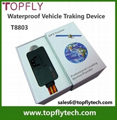GPS Tracker for Car T8803 (360 Degree Waterproof Design)
