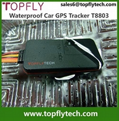 High Quality & Stable Performance Vehicle GPS Tracking System T8803