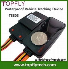 T8803 Waterproof GPS Tracker/GPS Tracking/GPS System