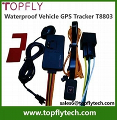 Total Solution for GPS Tracker System - T8803 Waterproof