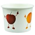 Yogurt paper cup