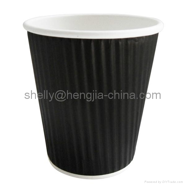 8oz double wall paper cup 1