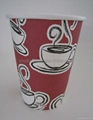 12oz coffee paper cup