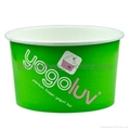 Yogurt paper cup (yogurt paper cups,ice