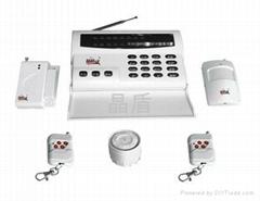 供應智能撥號防盜報警系統