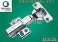 單蓋阻尼鉸鏈MS 209 3